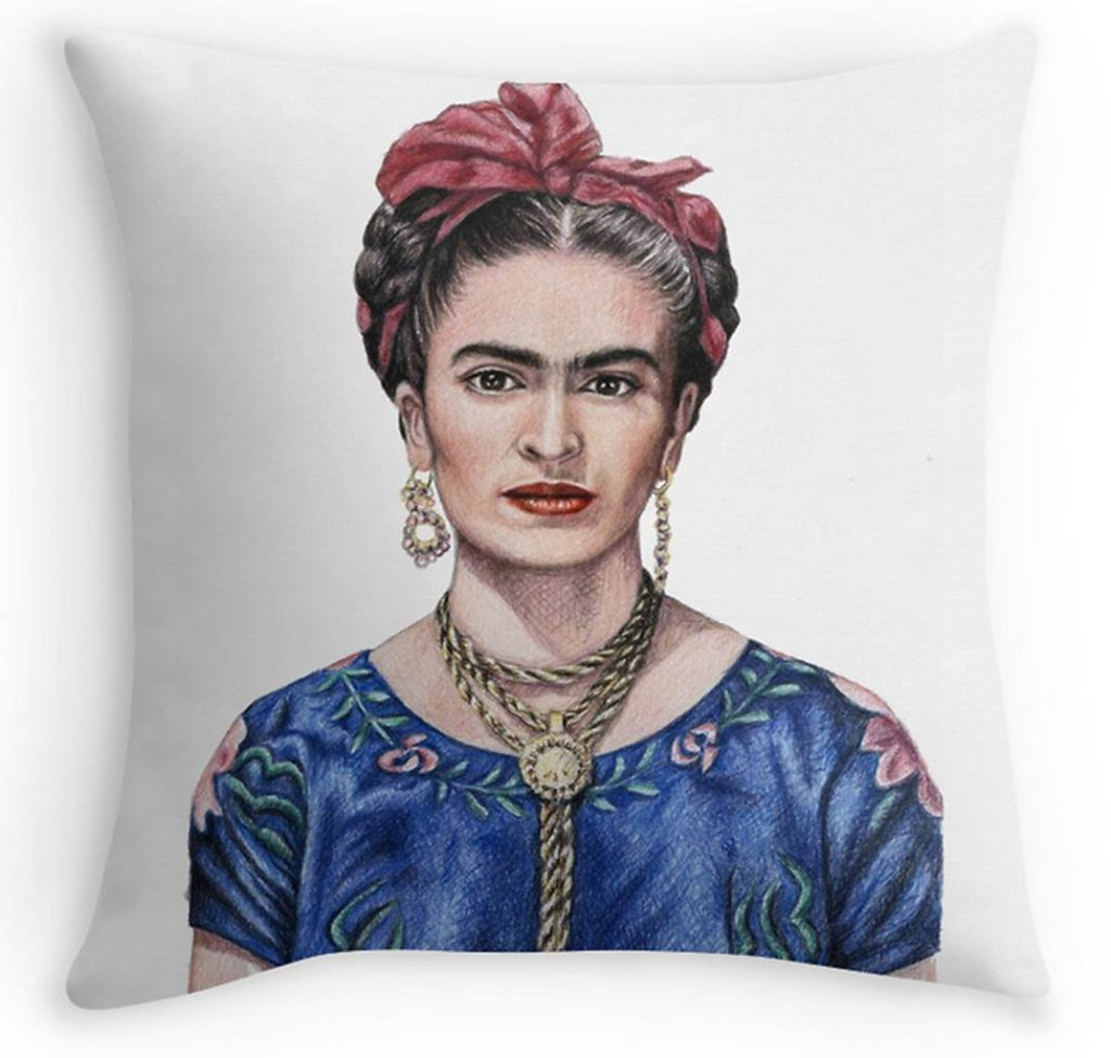 Frida Kahlo Kissen - Pillow Frida Kahlo