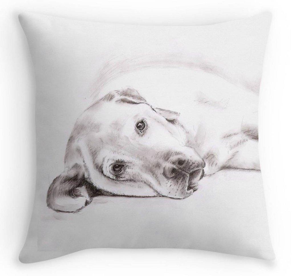 Labrador Kissen - Pillow