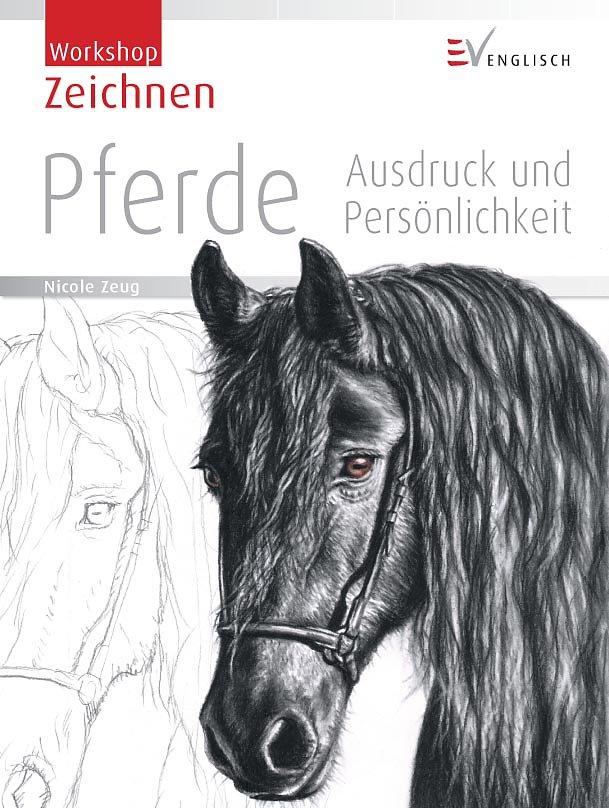 """Buch """"Zeichnen Pferde"""""""