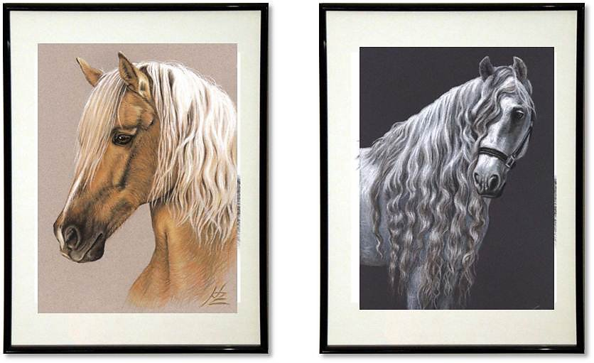 Horse Fine-Art-Print - Pferde Kunstdruck